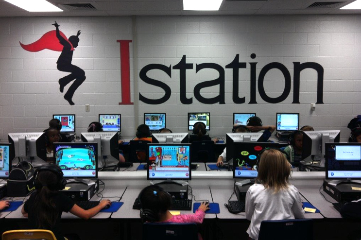 Istation lab - Abilene ISD