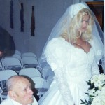 J. Howard Marshall at age 94 marrying Anna Nicole Smith